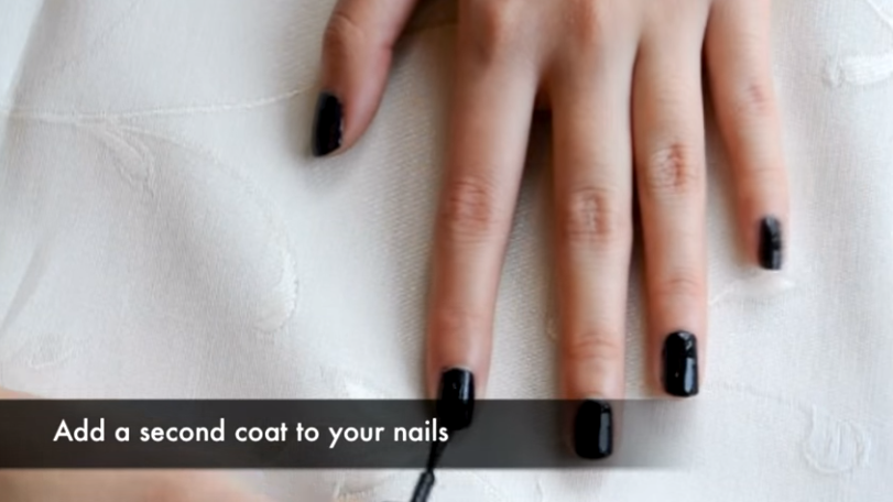 How To Make Your Nail Polish Matte With Steam- HireAbility