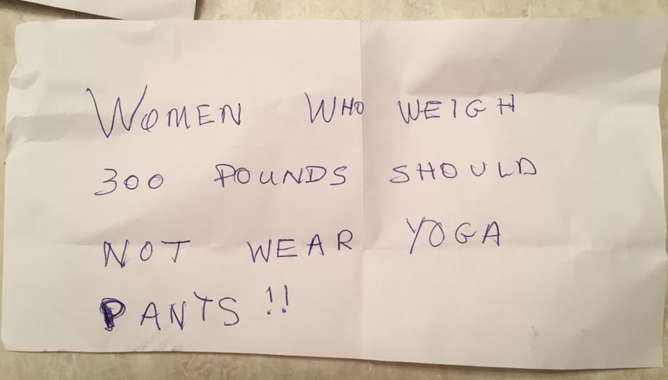 Woman Receives Anonymous Hate Mail, But Her Reaction Sparks A