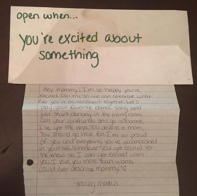 Mother Finds Priceless Last Gift From Daughter After She Was